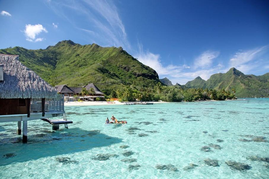 Hotel Hilton Moorea Lagoon Resort (fotografie 15)