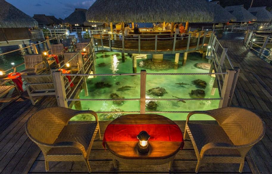 Hotel Hilton Moorea Lagoon Resort (fotografie 20)