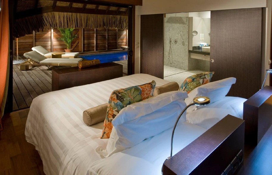 Hotel Hilton Moorea Lagoon Resort (fotografie 22)