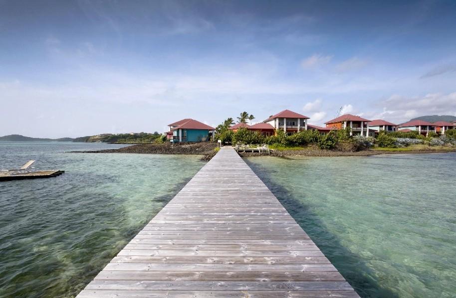 Hotel Le Cap Est Lagoon Resort and Spa (fotografie 2)