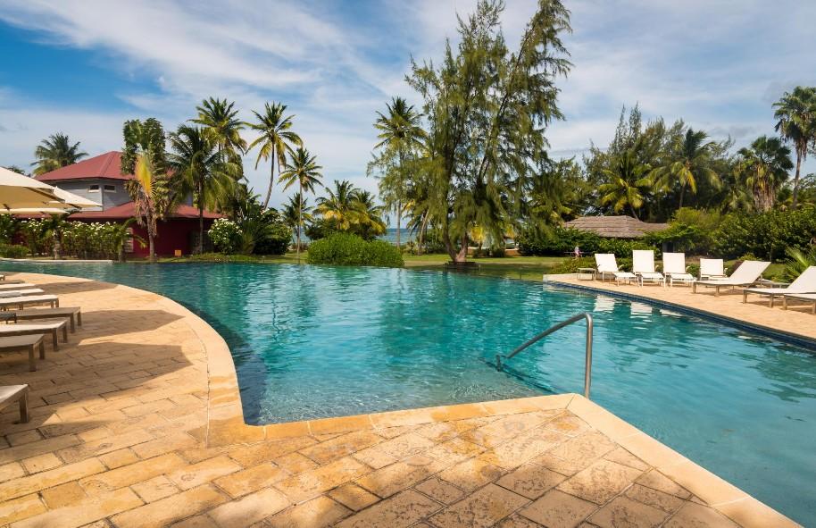 Hotel Le Cap Est Lagoon Resort and Spa (fotografie 3)