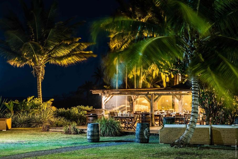 Hotel Le Cap Est Lagoon Resort and Spa (fotografie 1)
