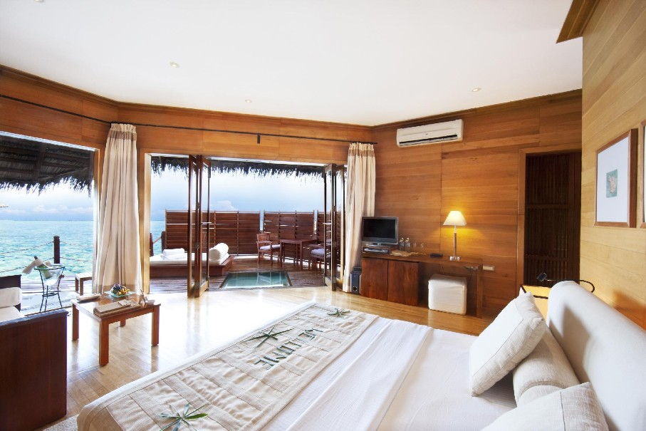 Hotel Adaaran Meedhupparu Resort - Beach Villa (fotografie 9)