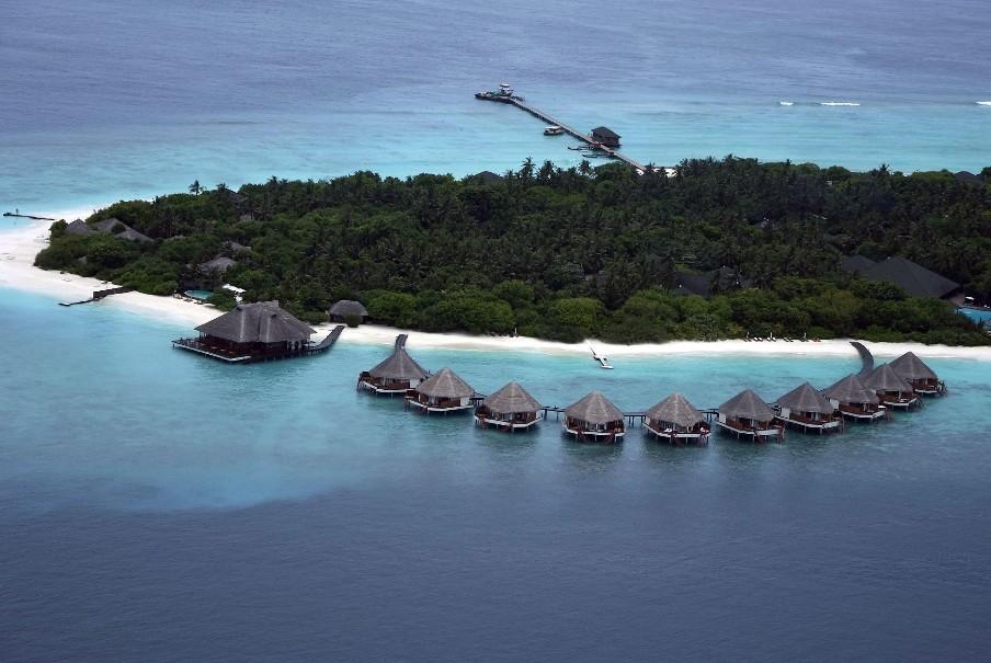 Hotel Adaaran Meedhupparu Resort - Beach Villa (fotografie 4)