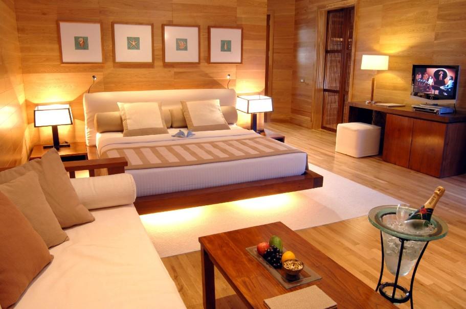 Hotel Adaaran Meedhupparu Resort - Beach Villa (fotografie 6)