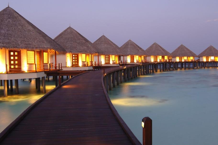 Hotel Adaaran Meedhupparu Resort - Beach Villa (fotografie 8)