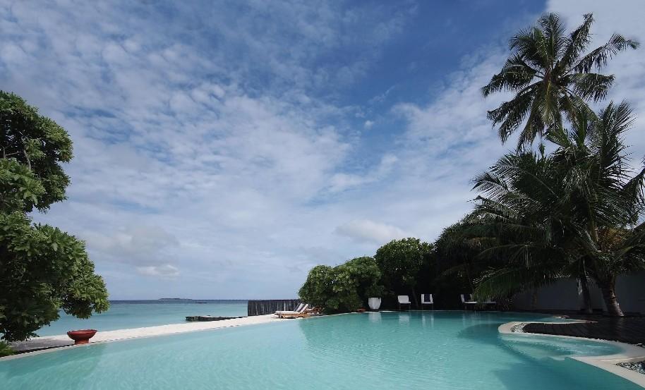 Hotel Adaaran Meedhupparu Resort - Beach Villa (fotografie 10)