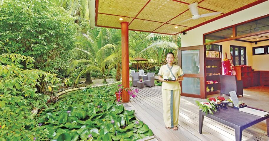 Hotel Angaga Island Resort & Spa (fotografie 16)