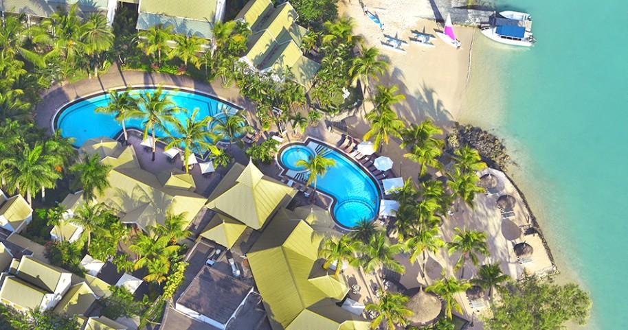 Hotel Veranda Grand Baie Hotel & Spa (fotografie 1)