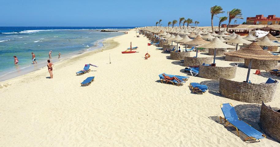 Hotel Malikia Beach Resort Abu Dabbab (fotografie 16)