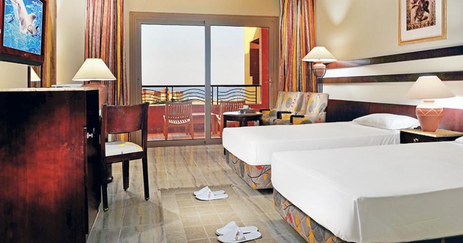 Hotel Malikia Beach Resort Abu Dabbab (fotografie 20)