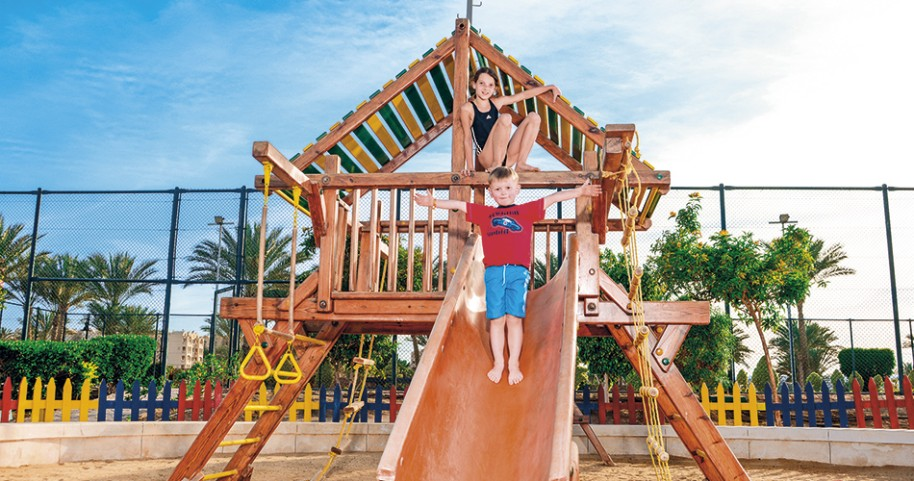 Hotel Madinat Coraya Jaz Solaya Resort (fotografie 13)