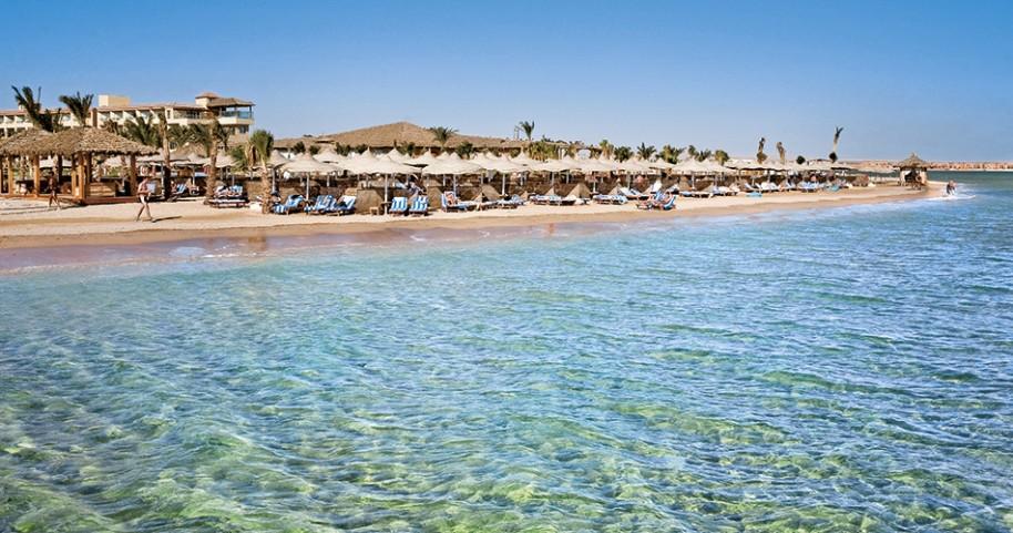 Hotel Amwaj Blue Beach Resort & Spa Abu Soma (fotografie 4)