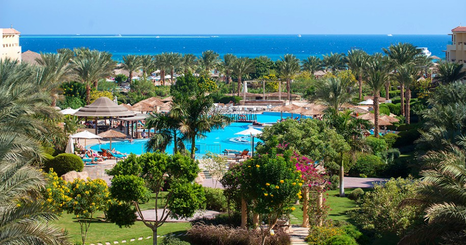 Hotel Amwaj Blue Beach Resort & Spa Abu Soma (fotografie 14)