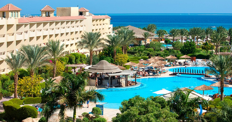 Hotel Amwaj Blue Beach Resort & Spa Abu Soma (fotografie 13)