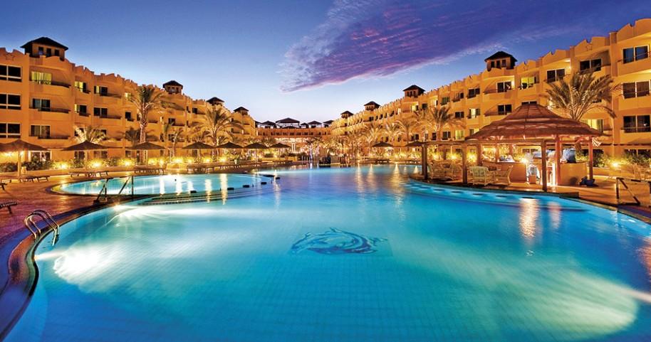 Hotel Amwaj Blue Beach Resort & Spa Abu Soma (fotografie 16)