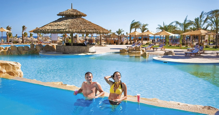 Hotel Amwaj Blue Beach Resort & Spa Abu Soma (fotografie 15)