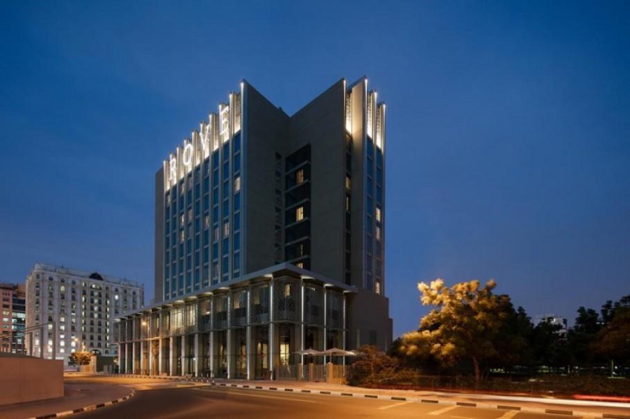Hotel Rove City Centre (fotografie 1)