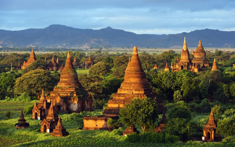 Okruh Myanmarem s odpočinkem v Thajsku (fotografie 4)