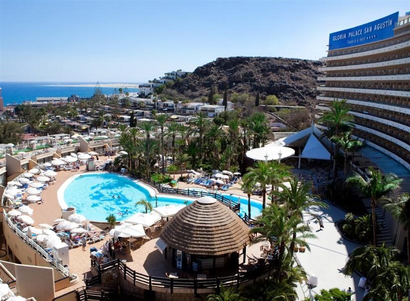 Gloria Palace San Agustín Thalasso & Hotel (fotografie 1)