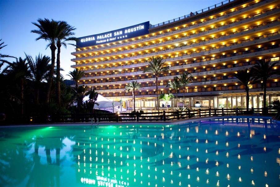 Gloria Palace San Agustín Thalasso & Hotel (fotografie 11)