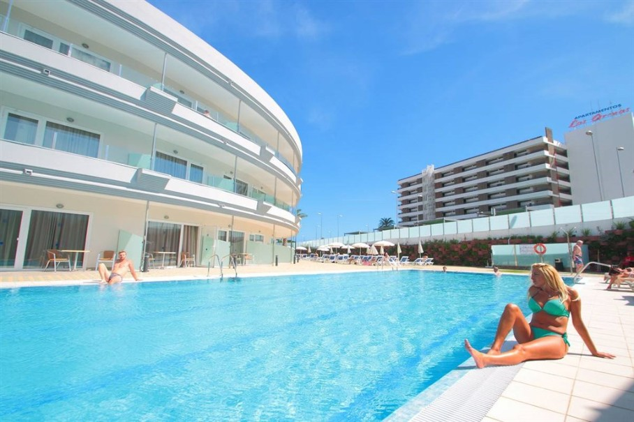 Suitehotel Playa Del Inglés (fotografie 4)
