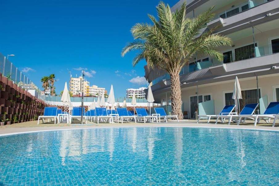 Suitehotel Playa Del Inglés (fotografie 2)