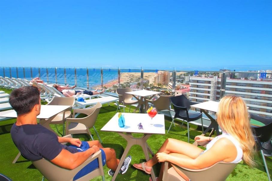 Suitehotel Playa Del Inglés (fotografie 15)