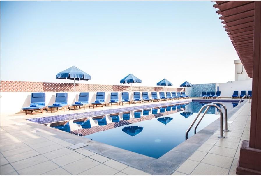 Hotel Citymax Bur Dubai (fotografie 1)