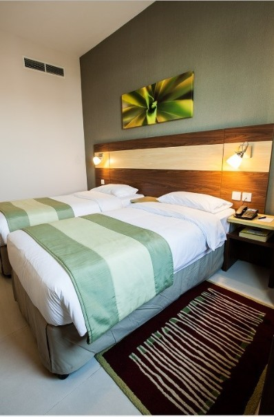Hotel Citymax Bur Dubai (fotografie 9)