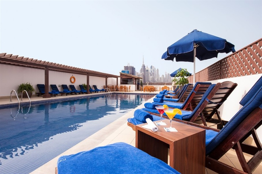 Hotel Citymax Bur Dubai (fotografie 14)