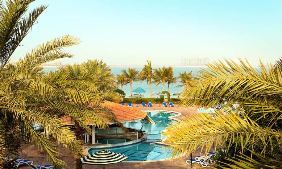 Hotel Smartline Ras Al Khaimah Beach Resort (fotografie 1)
