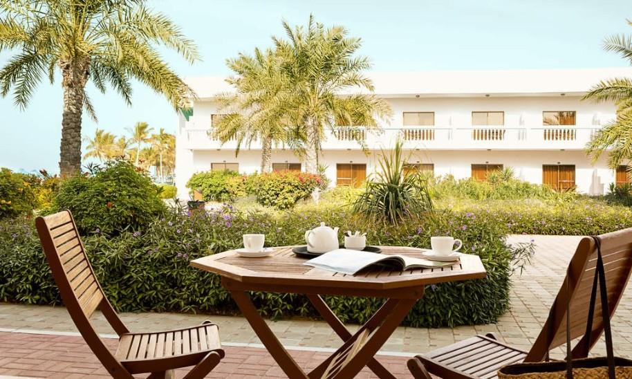 Hotel Smartline Ras Al Khaimah Beach Resort (fotografie 17)