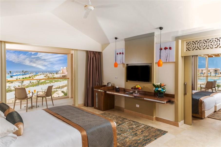 Hotelový komplex Pickalbatros Sea World Marsa Alam (fotografie 16)