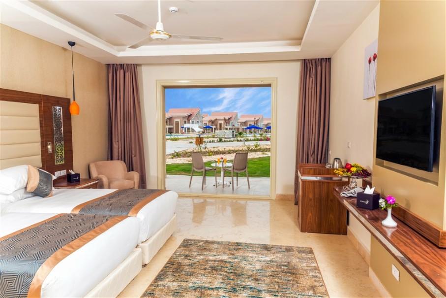 Hotelový komplex Pickalbatros Sea World Marsa Alam (fotografie 14)