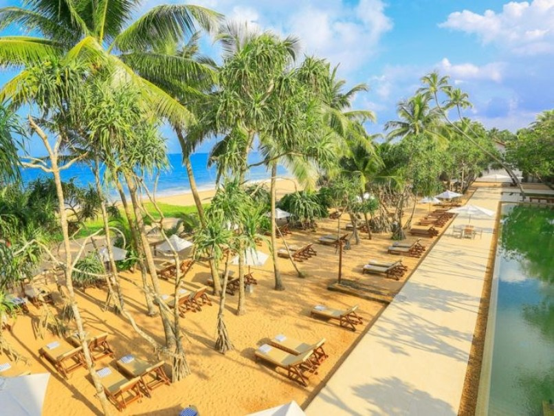Hotel Pandanus Beach Resort & Spa (fotografie 3)