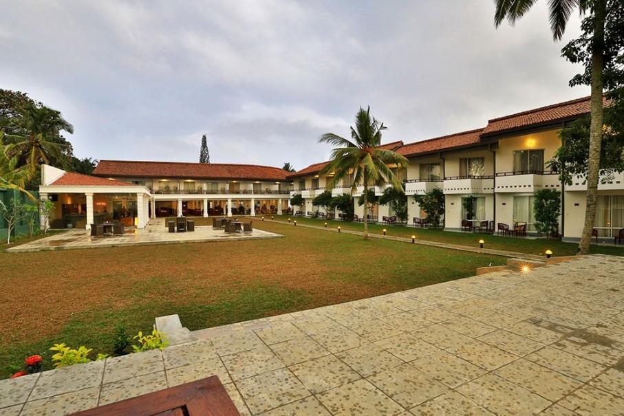 Hotel Hibiscus Beach (fotografie 12)