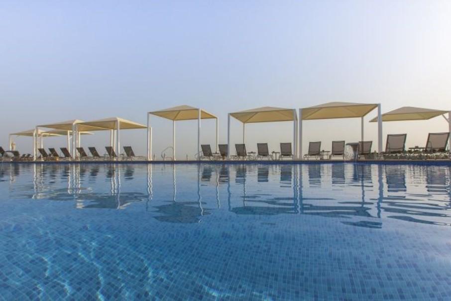 Hotel Millennium Resort Mussanah (fotografie 6)