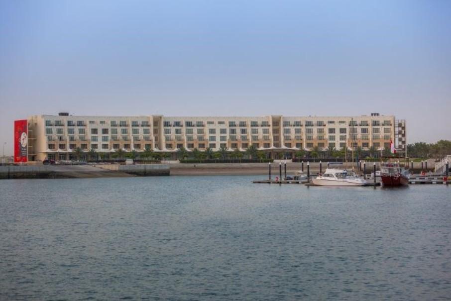 Hotel Millennium Resort Mussanah (fotografie 11)