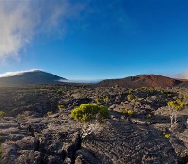 Na skok na Réunion a pláže Mauricia