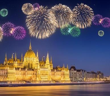 Bujarý Silvestr v srdci Budapešti
