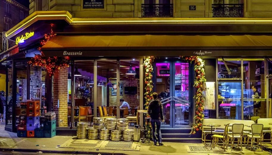 Kouzelná oslava Nového roku v romantické Paříži (fotografie 2)