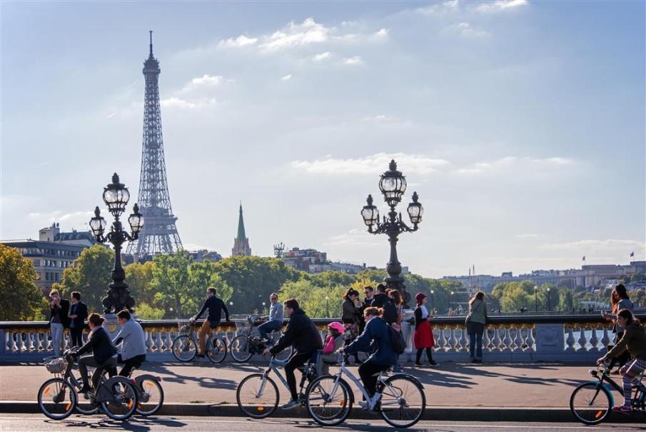 Nejkrásnější místa Paříže (fotografie 10)