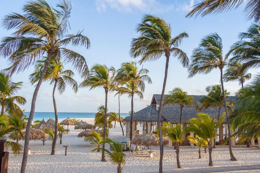 Hotelový komplex Manchebo Beach Resort Spa (fotografie 4)