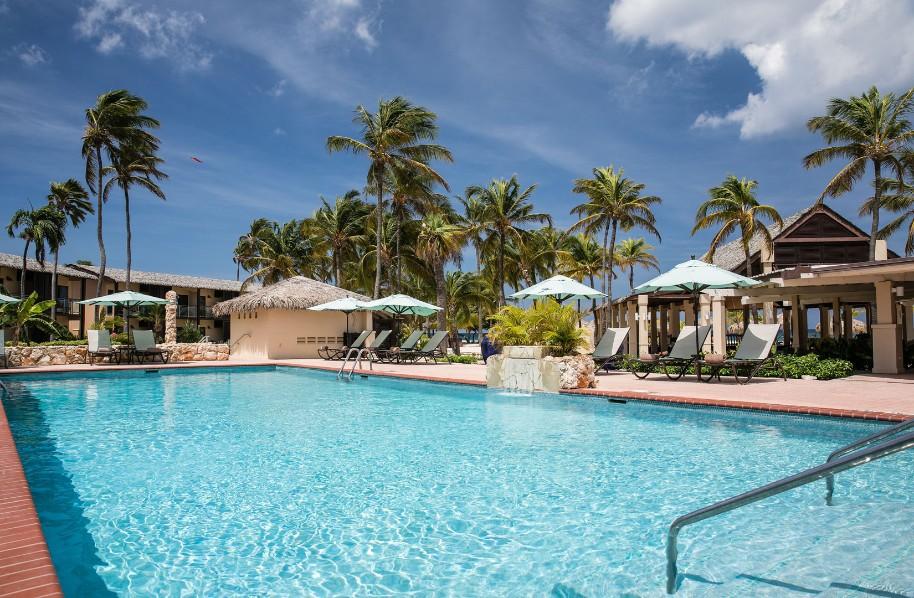 Hotelový komplex Manchebo Beach Resort Spa (fotografie 11)
