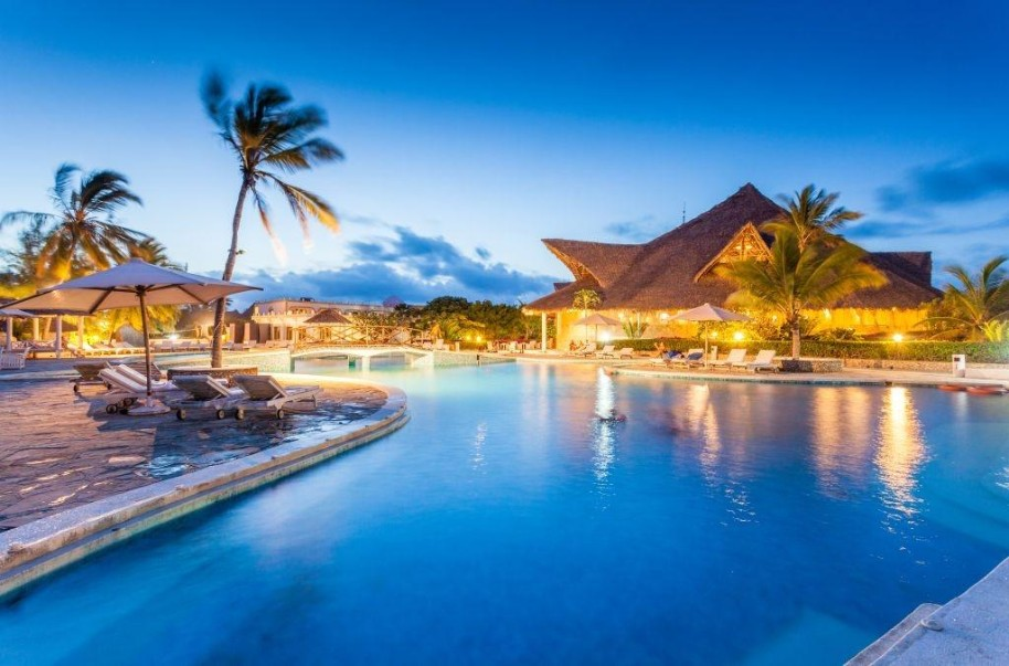 Hotel Twiga Beach & Spa (fotografie 2)