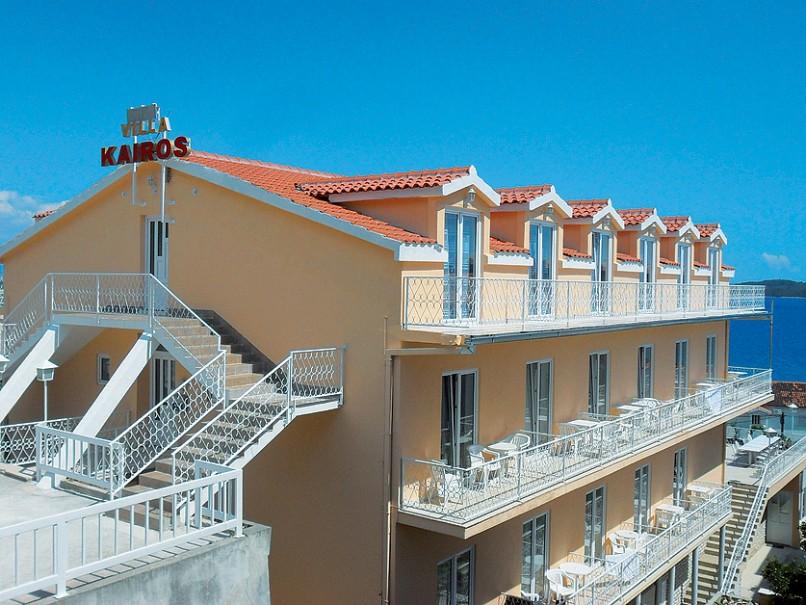 Pension Villa Kairos - Apartmány (fotografie 1)