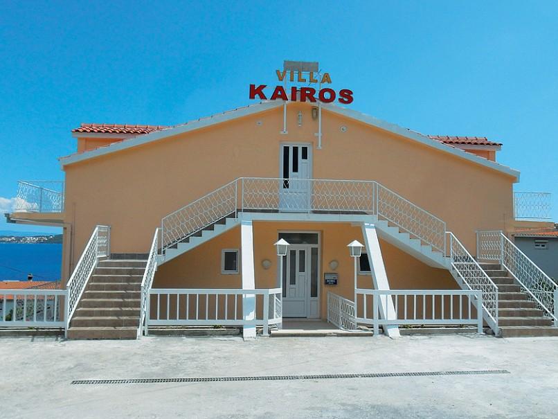 Pension Villa Kairos - Apartmány (fotografie 6)