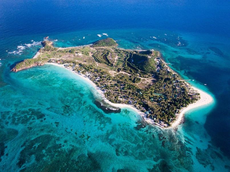 Hotel Palm Island (fotografie 1)