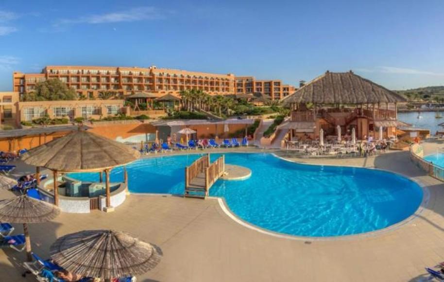 Hotel Ramla Bay Resort (fotografie 1)
